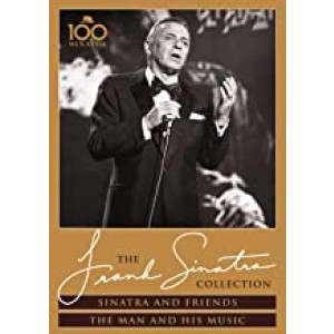FRANK SINATRA-SINATRA & FRIENDS + A MAN AND HIS MUSIC