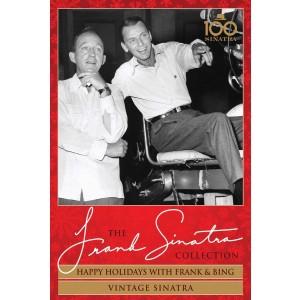FRANK SINATRA-HAPPY HOLIDAYS + VINTAGE SINATRA