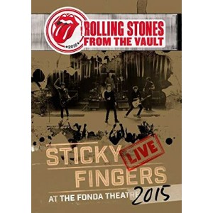 ROLLING STONES-STICKY FINGERS LIVE AT THE FONDA THEATRE