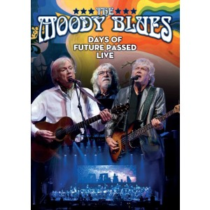 MOODY BLUES-DAYS OF FUTURE PASSED LIVE