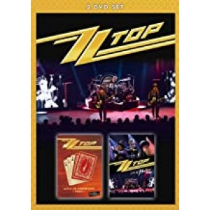 ZZ TOP-LIVE IN GERMANY - ROCKPALAST 1980 + LIVE AT MONTREUX 2013