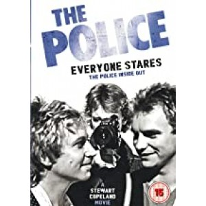 POLICE-EVERYONE STARES: THE POLICE INSIDE OUT