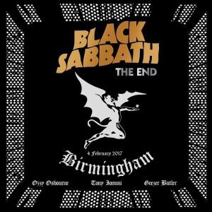 BLACK SABBATH-THE END