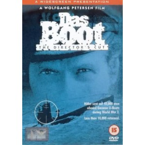 DAS BOOT DIRECTOR´S CUT (WOLFGGANG PETERSEN)