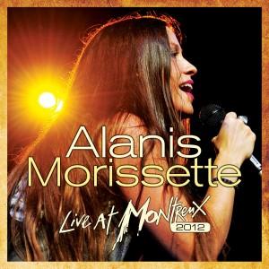 ALANIS MORISSETTE-LIVE AT MONTREUX 2012