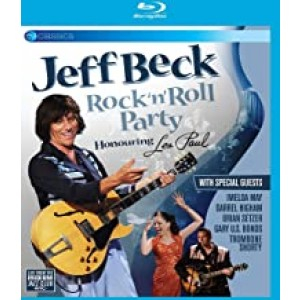 JEFF BECK,-ROCK ´N´ ROLL PARTY HONOURING LES PAUL