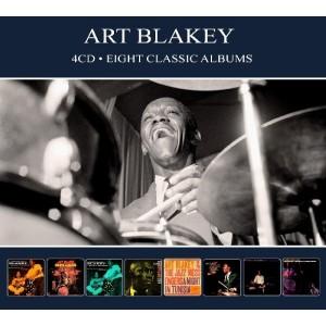 ART BLAKEY-EIGHT CLASSIC ALBUMS