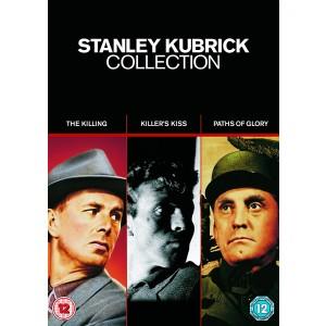 STANLEY KUBRICK: THE KILLING / KILLERS KISS / PATHS OF GLORY