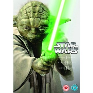 STAR WARS: THE PREQUEL TRILOGY (EPISODES I-III)