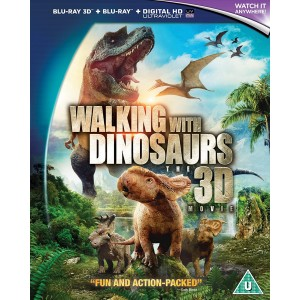 WALKING WITH DINOSAURS 2D/3D