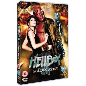 HELLBOY GOLDEN ARMY