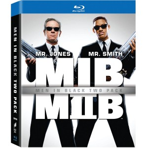 MEN IN BLACK 1 & 2 [RE-PACKAGE]