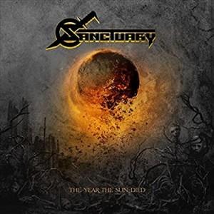 SANCTUARY-THE YEAR THE SUN DIED LTD
