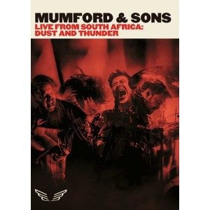 MUMFORD & SONS-LIVE IN SOUTH AFRICA: DUST AND THUNDER - GENTLEMAN OF THE ROAD EDITION