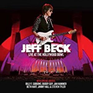 JEFF BECK-LIVE AT THE HOLLYWOOD BOWL