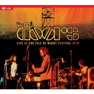 DOORS-LIVE AT THE ISLE OF WIGHT FESTIVAL 1970 (CD/DVD)