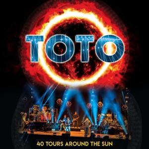 TOTO-40 TOURS AROUND THE SUN (CD/DVD)