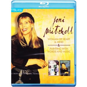 JONI MITCHELL-PAINTING WITH WORDS & MUSIC + WOMAN OF HEART & MIND