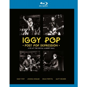 IGGY POP-POST POP DEPRESSION: LIVE AT THE ROYAL ALBERT HALL