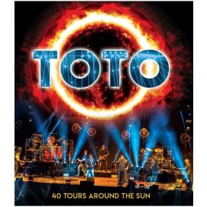 TOTO-40 TOURS AROUND THE SUN