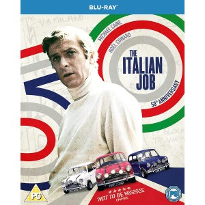 ITALIAN JOB (1968) - 40TH ANNIVERSARY EDITION