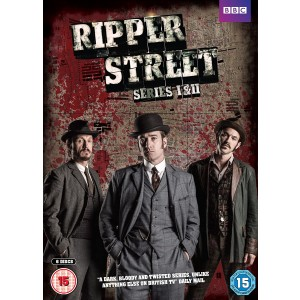 RIPPER STREET: COMPLETE SERIES 1 AND 2