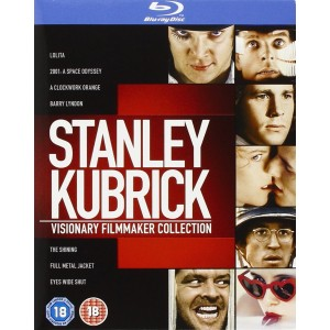 STANLEY KUBRICK-VISIONARY FILMMAKER COLLECTION