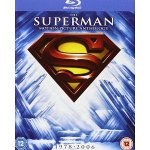 SUPERMAN MOTION PICTURE ANTHOLOGY