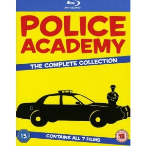 POLICE ACADEMY: 1-7 THE COMPLETE COLLECTION