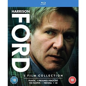 HARRISON FORD 5 FILM COLLECTION