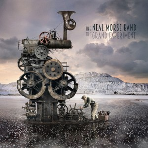 NEAL MORSE BAND-THE GRAND EXPERIMENT