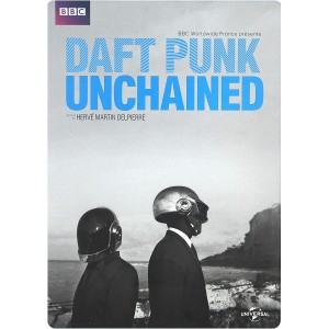DAFT PUNK - UNCHAINED (STEELBOOK EDITION)