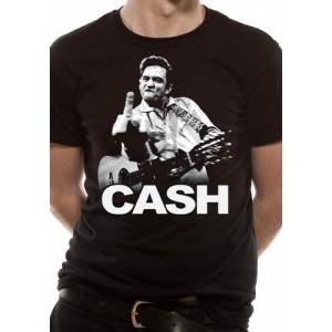 JOHNNY CASH FINGER BLACK XL