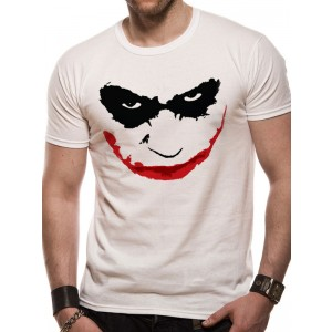 BATMAN THE DARK KNIGHT JOKER SMILE XL
