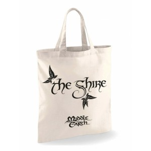 LORD OF THE RINGS SHIRE TOTE BAG