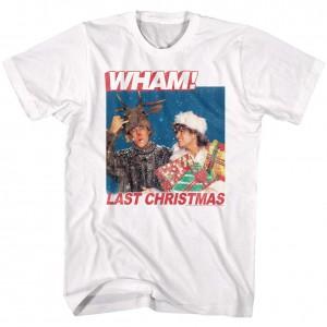 WHAM LAST CHRISTMAS L
