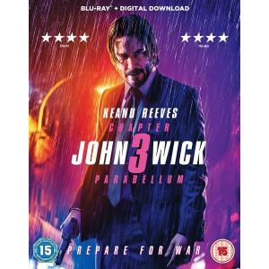 JOHN WICK CHAPTER 3 - PARABELLUM