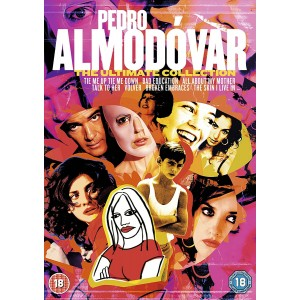 PEDRO ALMODOVAR: THE ULTIMATE COLLECTION