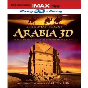 ARABIA 3D (2D/3D BLU-RAY)