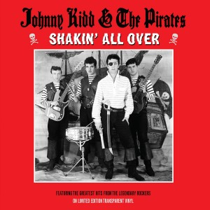 JOHNNY KIDD & THE PIRATES-SHAKIN´ ALL OVER