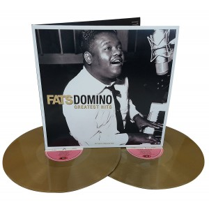 FATS DOMINO-THE VERY BEST OF (GOLD VINYL)