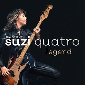 SUZI QUATRO-LEGEND: THE BEST OF