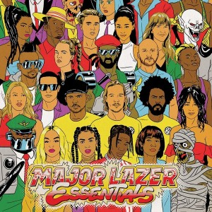 MAJOR LAZER-MAJOR LAZER ESSENTIALS