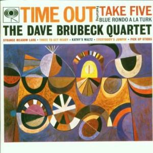 DAVE BRUBECK QUARTET-TIME OUT