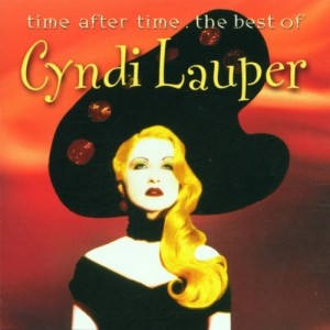 LAUPER CYNDI-TIME AFTER TIME;BEST OF
