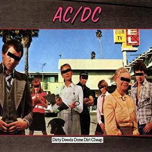 AC/DC - DIRTY DEED DONE DIRT CHEAP