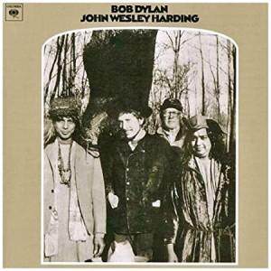 BOB DYLAN-JOHN WESLEY HARDING