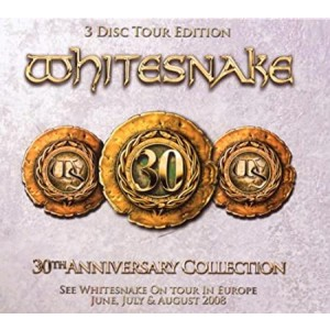 WHITESNAKE-30TH ANNIVERSARY COLLECTION