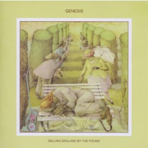 GENESIS-SELLING ENGLAND BY THE POUND