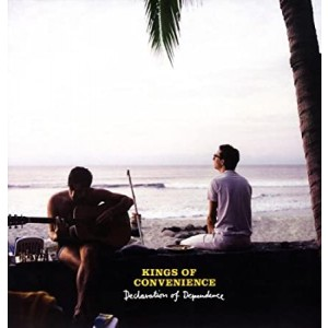 KINGS OF CONVENIENCE-DECLARATION OF DEPENDENCE